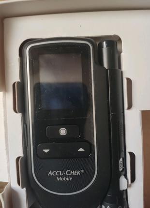 Глюкометр accu chek mobile