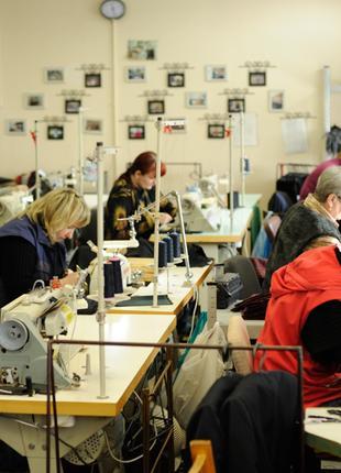 Швейный цех предлагает услуги по пошиву одежды на заказ