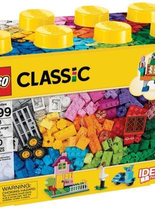 Конструктор LEGO Classic большой набор 10698   Коробка кубиков...