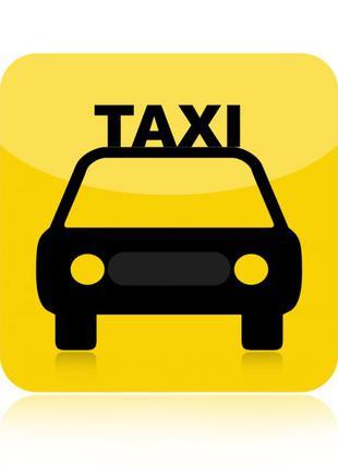 Водитель такси на авто компании UKLON
