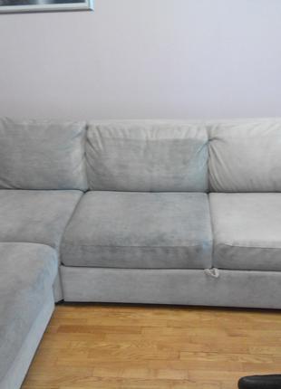 Химчистка мягкой мебели на дому в Киеве