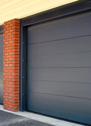 Ворота - под ключ, замер, монтаж, ремонт, регулировка