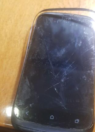 Мобильный телефон HTC Desire V на запчасти