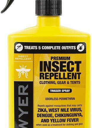 Средство от насекомых с перметрином Sawyer (США) 710мл