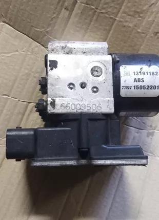 Гидравлический блок ABS 15052201 15113901 13191182 Opel Vectra C