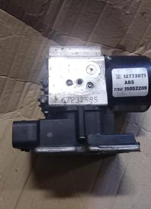 Гидравлический блок ABS 15052209 15113909 12773671 Opel Vectra C