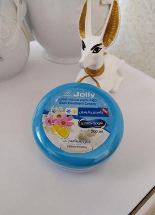 Jolly защитный крем для лица и тела с глицерином и лимоном