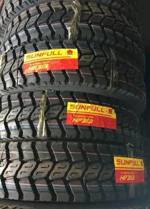 камерная шина 280-508 10.00R20 SUNFULL HF313 бесплатно доставка!