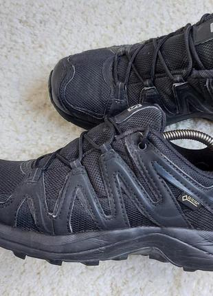 Мужские кроссовки salomon gore tex