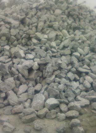 Камень бутовый отборной забор,фундамент