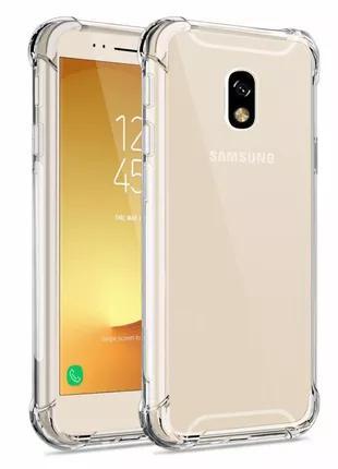 Чехол противоударный Samsung J7 2017 galaxy