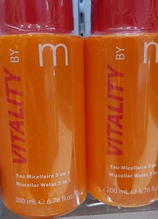 Мициллярная вода 3 в 1 matis