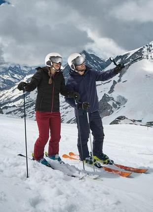 Профессионвальная лыжная куртка  recco
