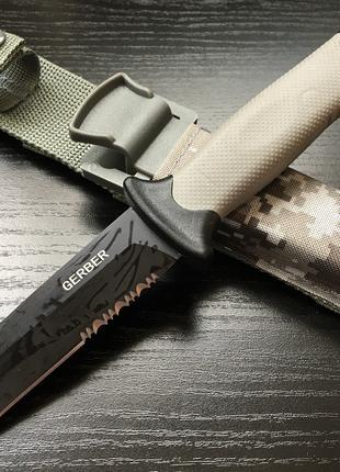 Тактический нож для выживания Gerber Prodigy Tanto