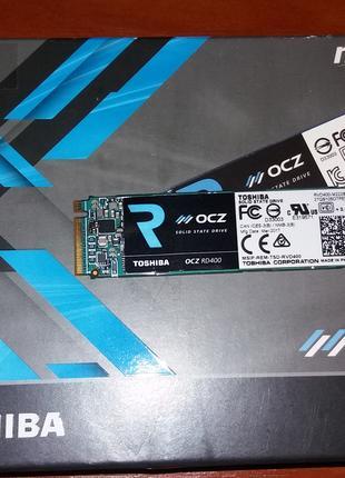 SSD Toshiba OCZ RD-400 256Gb NVMe M.2 PCI Express 3.0*4