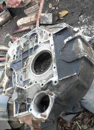 Кожух маховика Iveco Tector 4 цилиндра