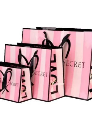 Пакеты Виктория Сикрет Victoria's Secret
