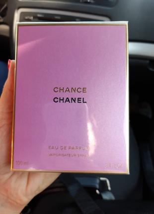 Chanel chance eau de parfum оригинал новый
