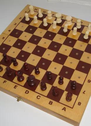 Шахматы (дорожные) миниатюрные
