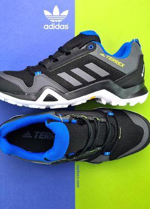 Мужские кроссовки adidas terrex ax3 gtx / ef3312, оригинал, 42...