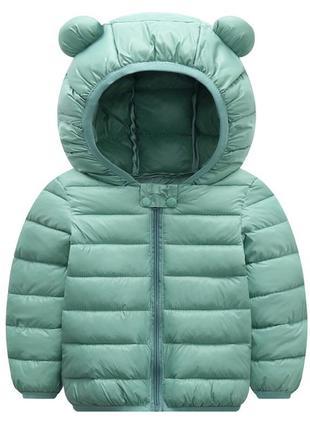 Курточка деми, внесення курточка