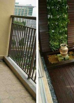 """Ремонт балкона """"під ключ"""". Дизайн + повний контроль на кожному..."""