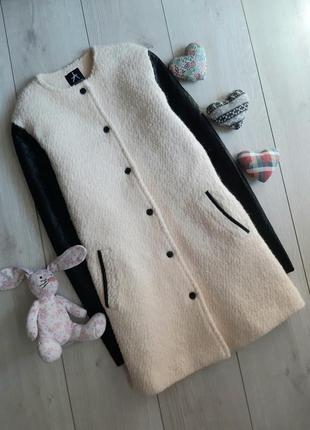 Пальто женское размер s