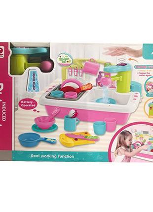 Кухня QF26243P раковина/мийка-тече вода, сенсор. керув., посуд...