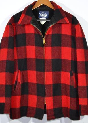 Woolrich vintage jacket made in usa