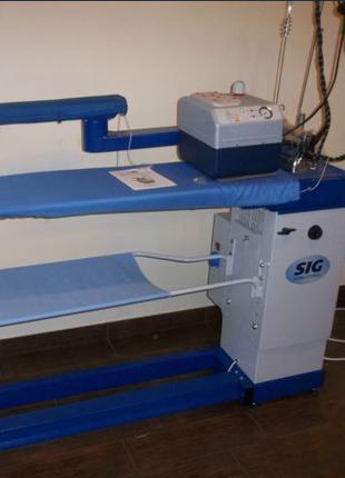 Гладильные столы и парогенераторы