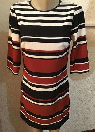Идеальное платье/платье в полоску
