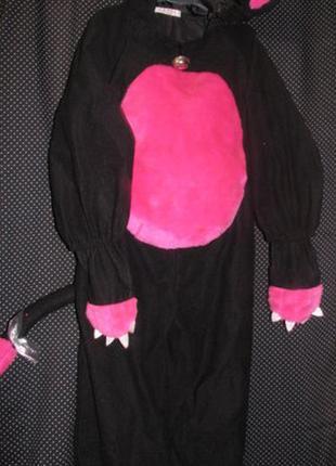 Карнавальный костюм кошка на 5-6лет.