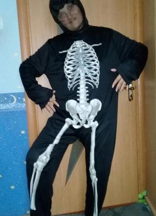 Карнавальный костюм на хеллоуин взрослый.