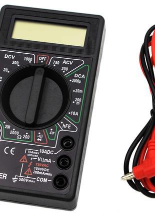 Мультиметр Digital DT-832 цифровой универсальный