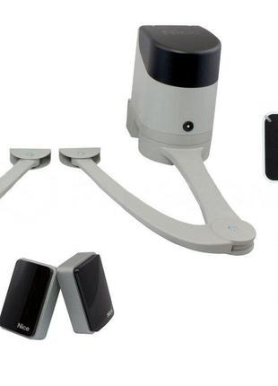 Комплект автоматики для распашных ворот Nice Hopp BD KCE