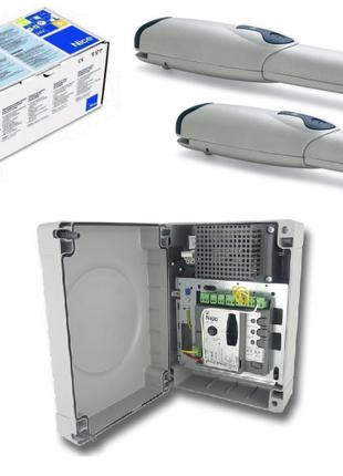 Комплект автоматики для распашных ворот Nice Wingo 2024 KCE