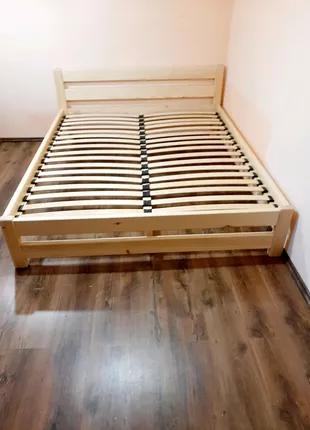 Кровать деревянная 180х200