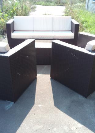 Сделаю мебель из искусственного ротанга