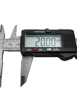 Электронный штангенциркуль Digital caliper с экраном