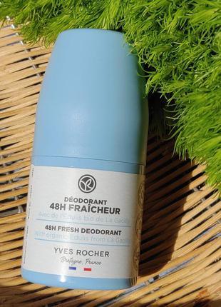 Шариковый дезодорант yves rocher, ив роше