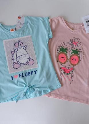 Футболка,  набор футболок,  комплект футболок,  футболка для д...