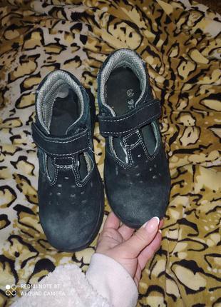 Ботинки с железным носком для работы