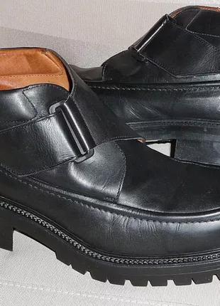 Редчайшие дорогие ботинки MEXX Италия туфли