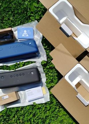 SONY SRS-XB40 (XB31), НОВЫЕ! В заводской коробке! Hi-Fi звук.
