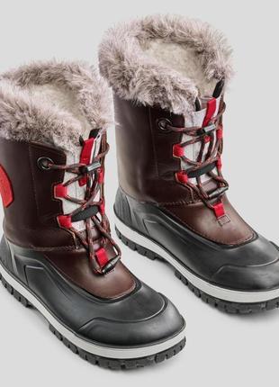 Детские зимные ботинки quechua