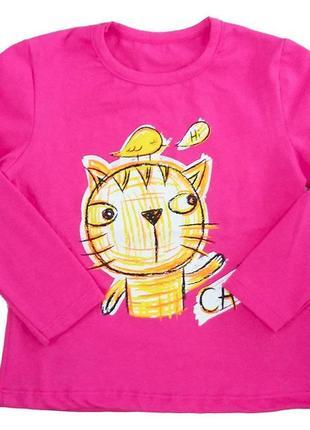"Блуза для девочки ""cat"""