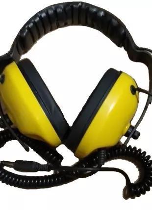 Наушники герметичные для подводного бокса под Garrett