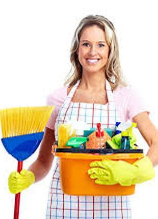 Предоставляем услуги по уборке квартир, домов, офисов