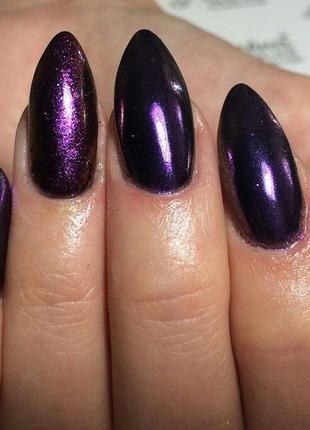 Гель наращивание ногтей на формочки, любой формы и длины