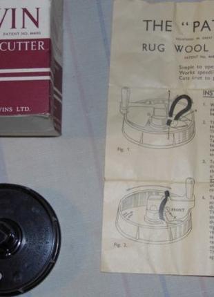 Машинка для нарезки пряжи patwin wool cutter